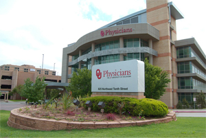 OU Health Physicians Building, Oklahoma City